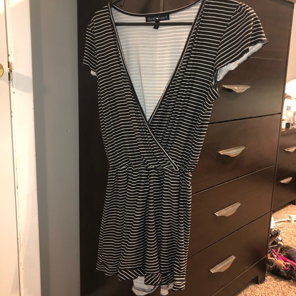 Other - Striped romper!